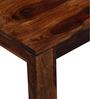 Madison Sheesham Wood Bench in Provincial Teak Finish by Woodsworth