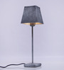 Ujjala White Metal Table Lamp