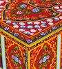 Valgulika Hand Painted Trunk by Mudramark