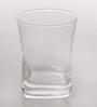 Velik GEO Premium Clear Glass 280ML Tumbler - Set of 6