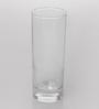 Velik Tina Premium Clear Glass 210ML Tumbler - Set of 6