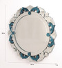 Amherst Decorative Mirror in Multicolour by Amberville
