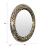 Denison Decorative Mirror in Multicolour by Amberville