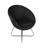 Ventura Finely Crafted Black Chair