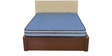 Vivah 6 Inch Thick Spring King-Size Mattress by Nilkamal