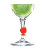 Vin Bouquet Glass Markers Set - Set Of 8