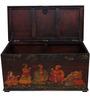 Sthagika Painted Trunk Box by Mudramark