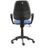 Ergonomic Chair in Blue Colour by Parin