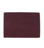 Vista Home Fashion Brown Cotton 20x14 INCH Placemat