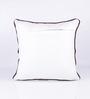Vista Home Fashion Multicolor Cotton 18 x 18 Inch Cushion Cover