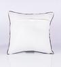 Vista Home Fashion Pink Cotton 18 x 18 Inch Cushion Cover