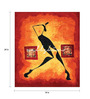 Wall Skin Canvas 18 x 24 Inch Ballet Abstract Paintings Framed Digital Art Print