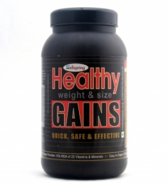 Wellspring Healthy Gains (2 kg value pack)