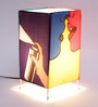 Troyes Table Lamp in Multicolour by Bohemiana