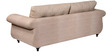 Windsor 3 + 2 + 2 Leatherette Sofa Set in Off White Colour by Home City