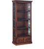 Cromwell Book Shelf in Provincial Teak Finish by Amberville