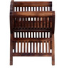 William Arm Chair in Provincial Teak Finish by Amberville