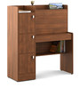 Winner Study Table in Rigato Walnut Finish by Spacewood