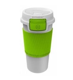 Wonderchef Contigo Morgan Green Coffee Mug By Chef Sanjeev Kapoor