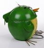 Wonderland Angry Bird Dustbin in Green