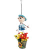 Wonderland Hanging Boy Shape Plantert with Spade