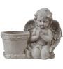 Wonderland Praying Angel with Pot