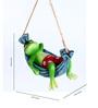 Wonderland the Frog Hammock Hanging Dcor