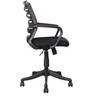 Workstation Ergonomic Chair in Maroon Colour by Parin