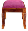 Worrall Bench in Honey Oak Finish by Amberville