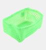 Yamini Plastic Parrot Green 3 L Storage Tray