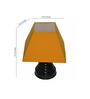 Yashasvi Draco Yellow Iron Table Lamp