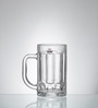 Yujing Glass 400 ML Beer Mug  Set of 6