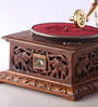 Ablett Gramophone in Brown by Amberville