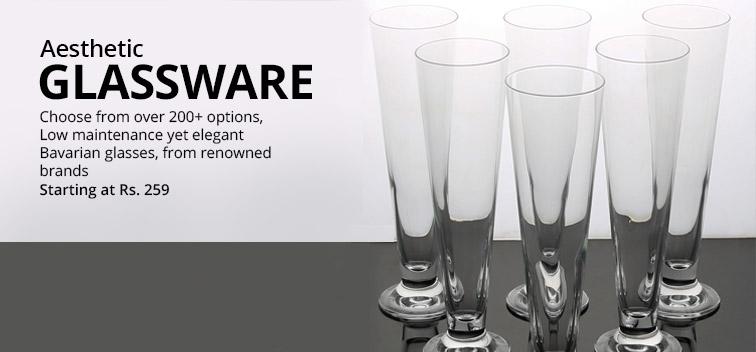 Aesthetic Glassware