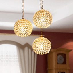 The Brighter Side Ceiling Lamps
