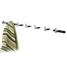 Gesign Brass Multiple Robe Hook