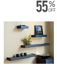 Home Sparkle Set of 4 Shelves