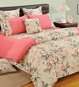Nature & Floral Bed Sheets