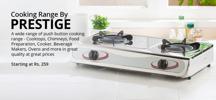 Cooking Range By Prestige