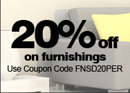 20% off on furnishings